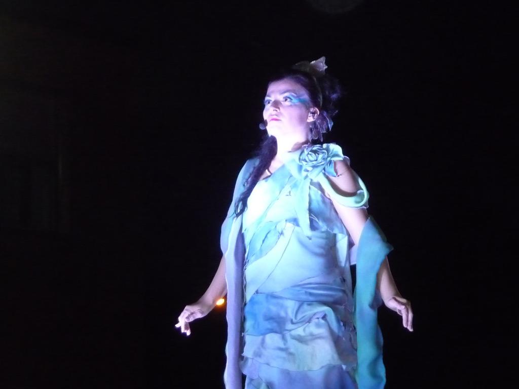 Sabrina Ferland, la reine des brumes