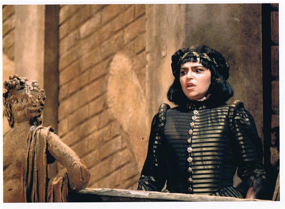 Le Page dans Rigoletto de Verdi