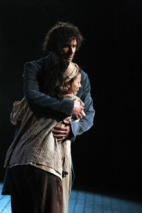 Sabrina Ferland et Carl Poliquin, Les Misérables