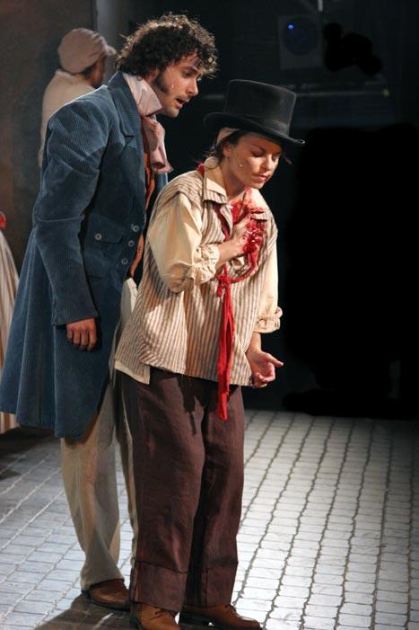 Les Misérables avec Carl Poliquin