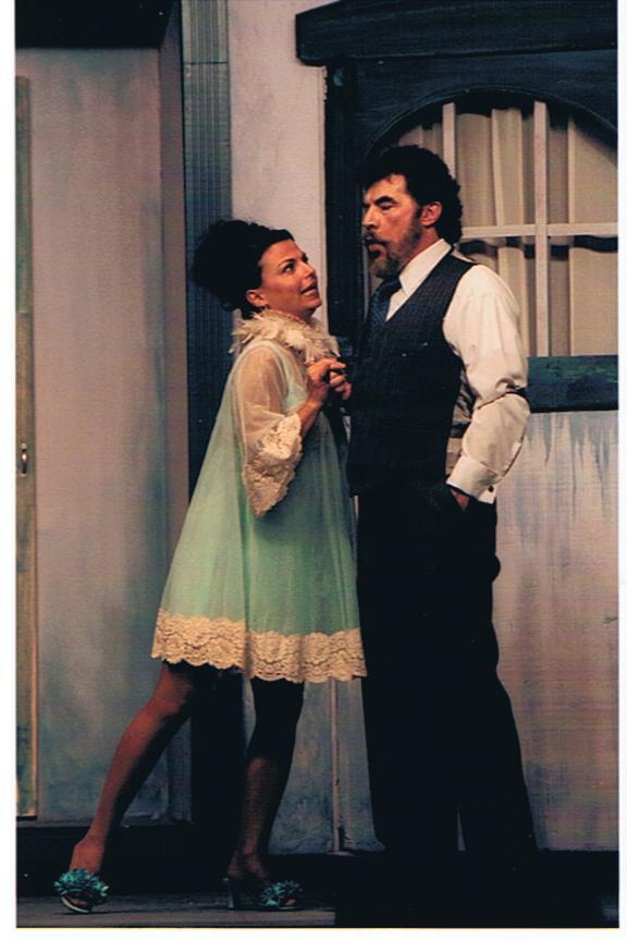 Sabrina Ferland et Vincent Coulombe