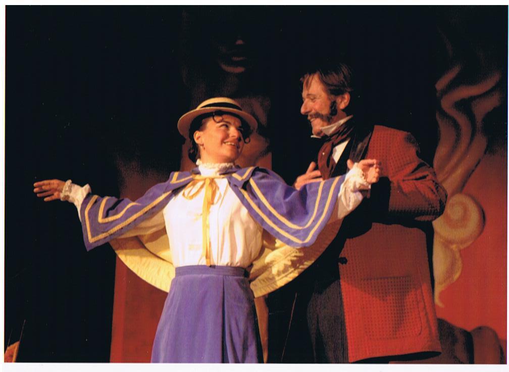 Sabrina Ferland et Albert Milaire, Pomme D'Api