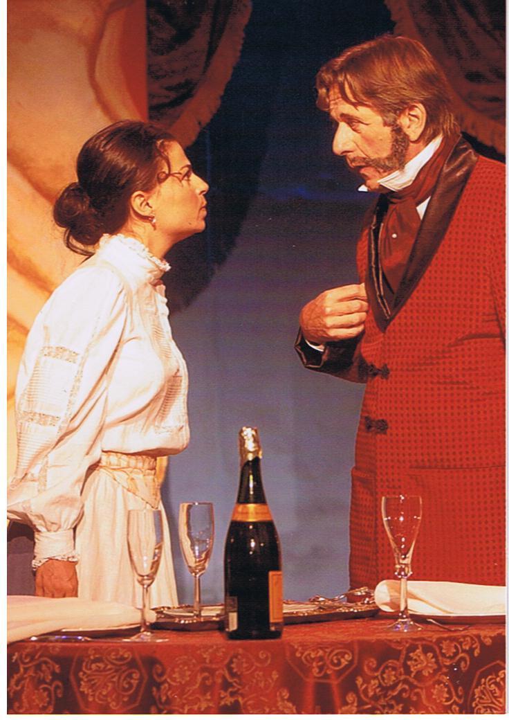 Sabrina Ferland et Albert Milaire